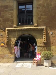 Poble Espanyol - 111 - Casa de la Torre. Ayllón (Segovia)